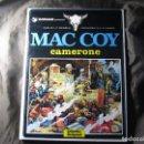 Cómics: CAMERONE MAC COY NÚMERO 11 1984 GRIJALBO BUEN ESTADO VER FOTOS CON TARJETA DE PEDIDO DE LA COLECCIÓN. Lote 131845078