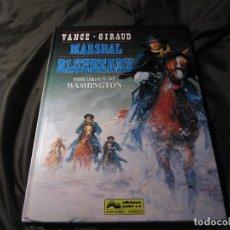 Cómics: MARSHAL BLUEBERRY NÚMERO 31 GRIJALBO 1992 BORDES AMARILLEADOS. Lote 131850138
