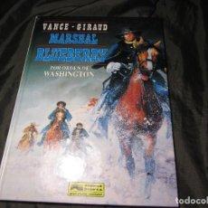 Cómics: MARSHAL BLUEBERRY NÚMERO 31 GRIJALBO 1992 BORDES AMARILLENTOS. Lote 131851022