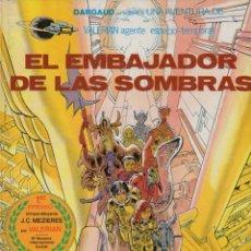 Cómics: VALERIAN AGENTE ESPACIAL Nº 5 - EL EMBAJADOR DE LAS SOMBRAS (1980). Lote 132219646