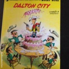 Cómics: LUCKY LUKE -DALTON CITYNº29 EN CASTELLANO. Lote 132237126