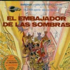 Cómics: EL EMBAJADOR DE LAS SOMBRAS. Lote 132476758