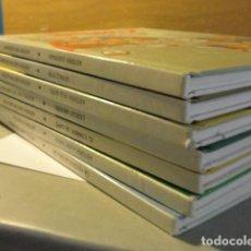 Cómics: LOTE 7 COMICS ASTERIX Y OBELIX CATALAN/INGLES BILINGÜE GRIJALBO 1996...SALIDA 1 EURO. Lote 132559910