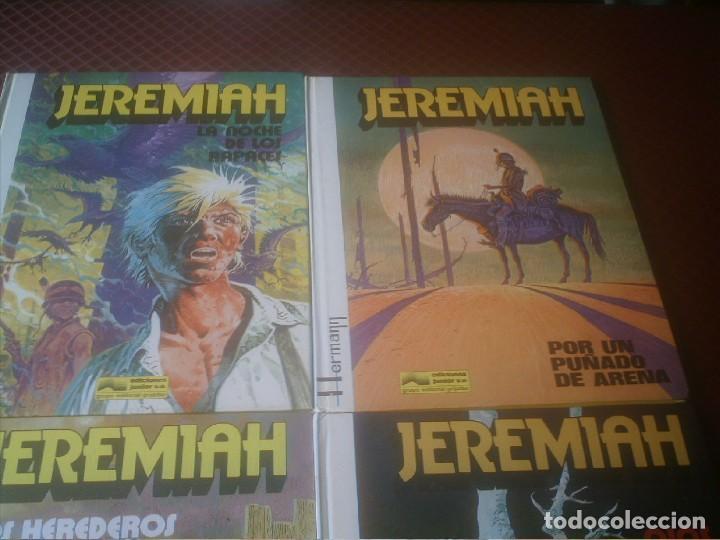 Cómics: JEREMIAH Nº 1,2,3 Y 4 - Foto 2 - 132582934