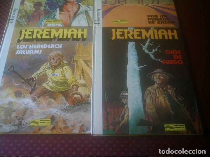 Cómics: JEREMIAH Nº 1,2,3 Y 4 - Foto 3 - 132582934