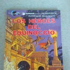 Cómics: LOS HÉROES DEL EQUINOCCIO. VALERIAN. TOMO 7. GRIJALBO. CARTONÉ. Lote 132719350