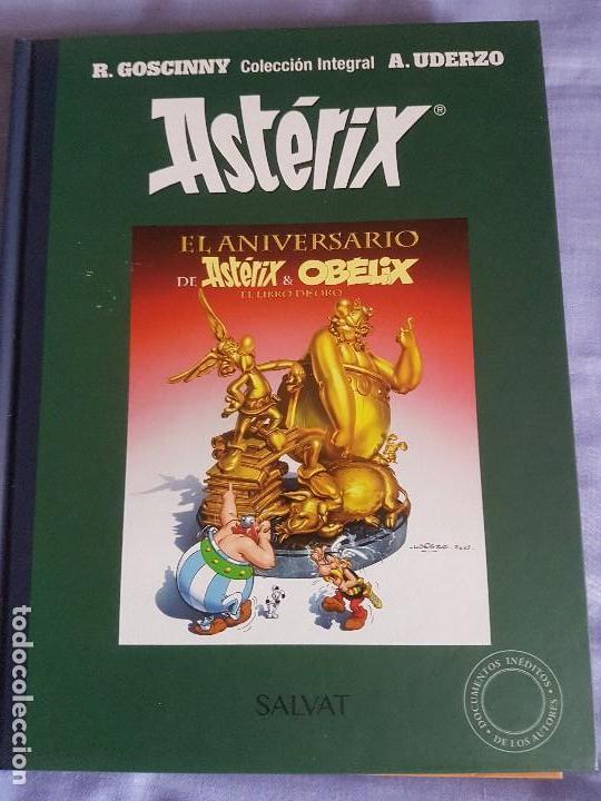 ASTÉRIX EL ANIVERSARIO (Tebeos y Comics - Grijalbo - Asterix)