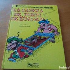 Cómics: LA CABEZA DE TURCO DE IZNOGUD. GOSCINNY Y TABARY. JUNIOR GRIJALBO. N° 6. 1979.. Lote 132797662