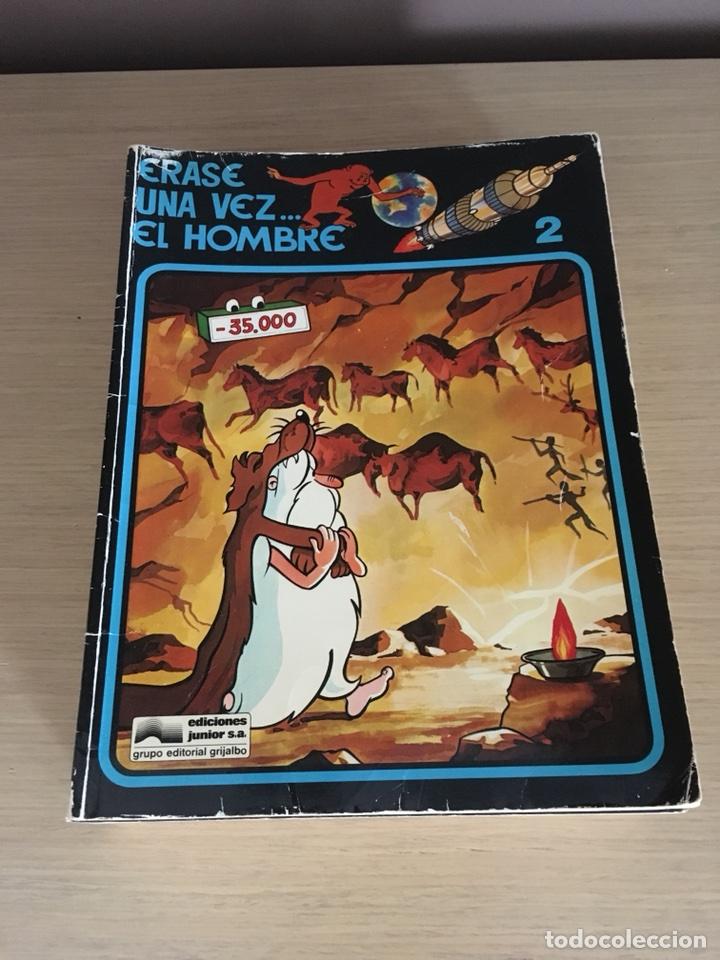Cómics: HERASE UNA VEZ EL HOMBRE 1979 - Foto 3 - 132804782
