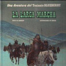 Cómics: TENIENTE BLUEBERRY Nº 20 LA LARGA MARCHA GRIJALBO. Lote 132811418