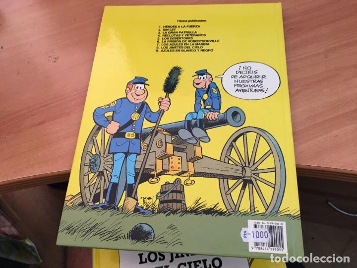 Cómics: CASACAS AZULES LOTE COLECCION COMPLETA TAPA DURA A FALTA DEL Nº 3 (COIM10) - Foto 17 - 132899810