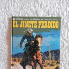 Cómics: UNA AVENTURA DEL TENIENTE BLUEBERRY - EL JINETE PERDIDO N.19. Lote 133016030