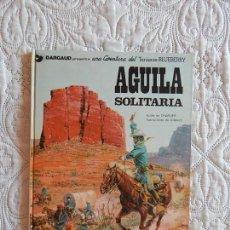 Cómics: UNA AVENTURA DEL TENIENTE BLUEBERRY - AGUILA SOLITARIA N.18. Lote 133016198