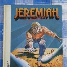 Cómics: HERMANN - JEREMIAH Nº 13 - STRIKE - EDICIONES JUNIOR 1990 - EN BUES ESTADO. Lote 133335090