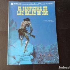 Cómics: TENIENTE BLUEBERRY Nº 2 EL FANTASMA DE LAS BALAS DE ORO. CHARLIER/GIRAUD EDITORIAL GRIJALBO RUSTICA. Lote 133389490