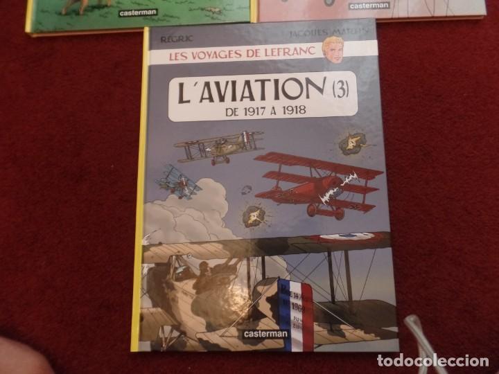 Cómics: Lefranc La aviación - Foto 3 - 133480446