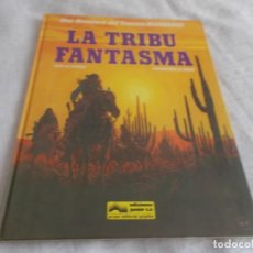 Cómics: TENIENTE BLUEBERRY Nº 21 LA TRIBU FANTASMA. Lote 177678627