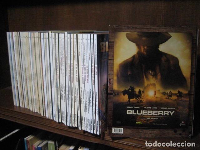 BLUEBERRY GRIJALBO DARGAUD JUNIOR NORMA DEL Nº 1 AL Nº 51 BUEN ESTADO GRAN LOTE (Tebeos y Comics - Grijalbo - Blueberry)