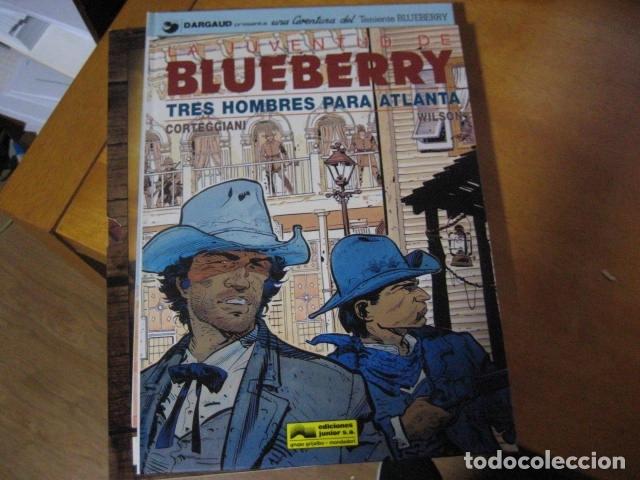 Cómics: Blueberry grijalbo dargaud junior norma DEL Nº 1 al Nº 51 BUEN ESTADO GRAN LOTE - Foto 11 - 133912190