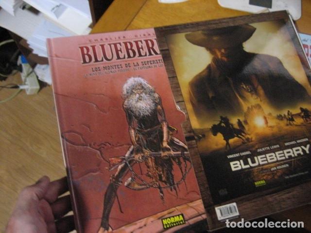 Cómics: Blueberry grijalbo dargaud junior norma DEL Nº 1 al Nº 51 BUEN ESTADO GRAN LOTE - Foto 13 - 133912190
