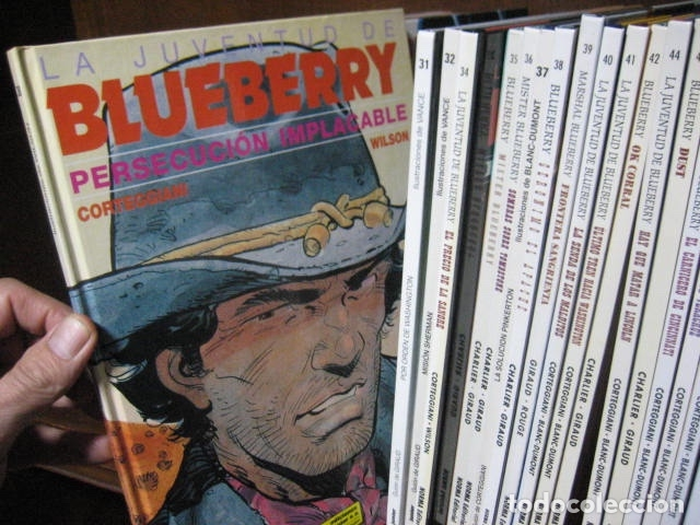 Cómics: Blueberry grijalbo dargaud junior norma DEL Nº 1 al Nº 51 BUEN ESTADO GRAN LOTE - Foto 16 - 133912190