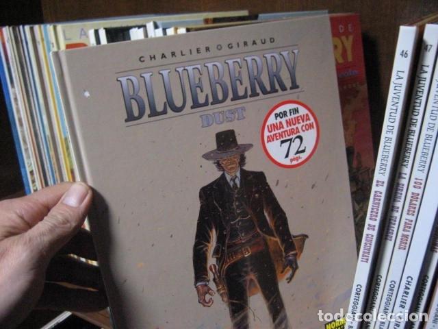 Cómics: Blueberry grijalbo dargaud junior norma DEL Nº 1 al Nº 51 BUEN ESTADO GRAN LOTE - Foto 18 - 133912190
