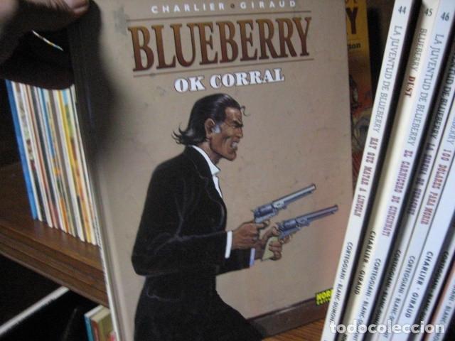 Cómics: Blueberry grijalbo dargaud junior norma DEL Nº 1 al Nº 51 BUEN ESTADO GRAN LOTE - Foto 20 - 133912190