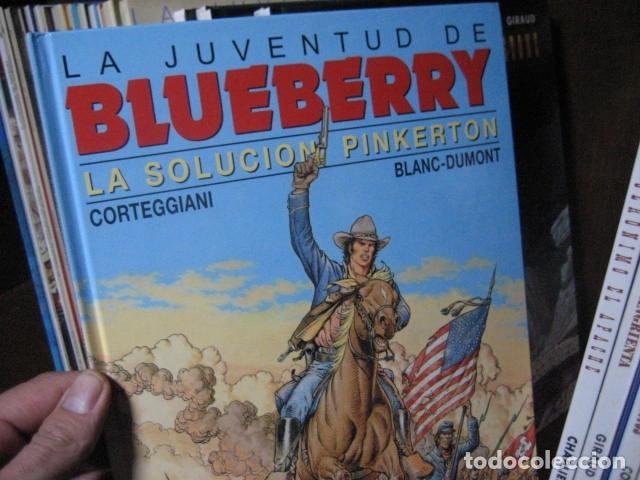 Cómics: Blueberry grijalbo dargaud junior norma DEL Nº 1 al Nº 51 BUEN ESTADO GRAN LOTE - Foto 23 - 133912190