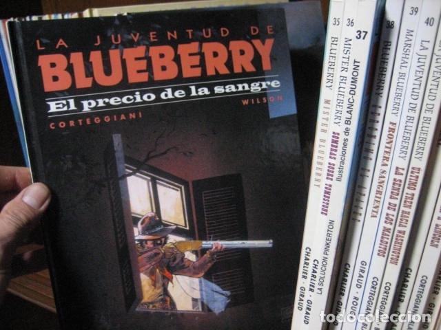 Cómics: Blueberry grijalbo dargaud junior norma DEL Nº 1 al Nº 51 BUEN ESTADO GRAN LOTE - Foto 26 - 133912190