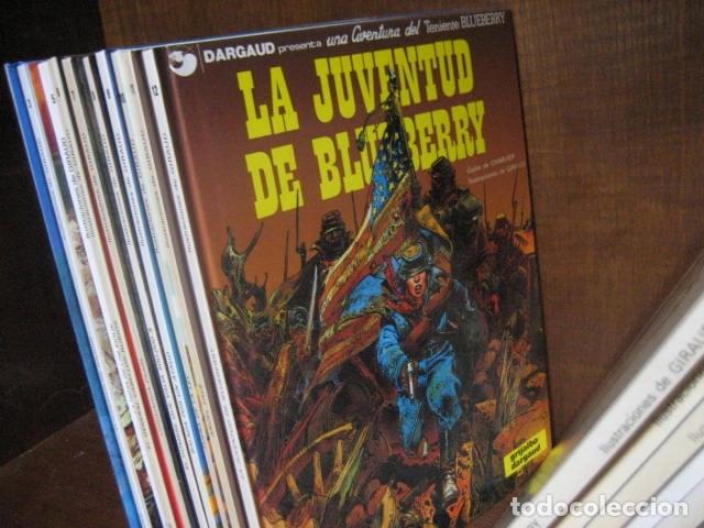 Cómics: Blueberry grijalbo dargaud junior norma DEL Nº 1 al Nº 51 BUEN ESTADO GRAN LOTE - Foto 42 - 133912190