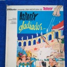 Cómics: COMIC ASTERIX GLADIADOR.EDITORIAL BRUGUERA.. Lote 134018157