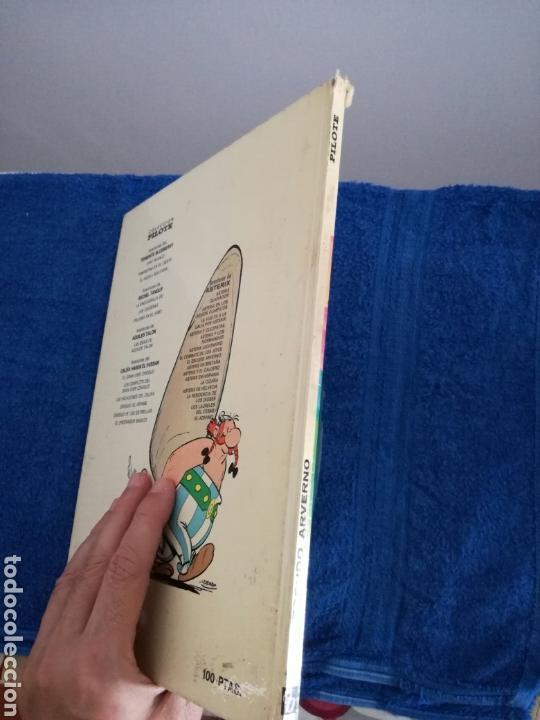 Cómics: Comic Asterix y el Escudo Averno de Editorial Bruguera. - Foto 2 - 134021407