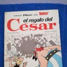 Cómics: COMIC ASTERIX EL REGALO DEL CESAR DE EDITORIAL BRUGUERA. Lote 134022041