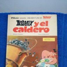 Cómics: COMIC ASTERIX Y EL CALDERO DE LA EDITORIAL BRUGUERA.. Lote 134022177