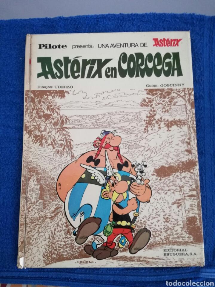 COMIC ASTERIX EN CORCEGA DE EDITORIAL BRUGUERA (Tebeos y Comics - Grijalbo - Asterix)