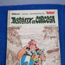 Cómics: COMIC ASTERIX EN CORCEGA DE EDITORIAL BRUGUERA. Lote 134023157