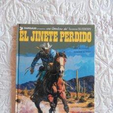 Cómics: UNA AVENTURA DEL TENIENTE BLUEBERRY - EL JINETE PERDIDO N.19. Lote 134039734