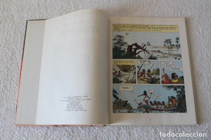 Cómics: PAPYRUS: Nº 8 LA METAMORFOSIS DE IMHOTEP (De Gieter) - 1990, GRIJALBO, EDICIONES JUNIOR. - Foto 3 - 134041662
