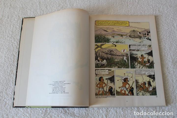 Cómics: PAPYRUS: Nº 5 EL EGIPCIO BLANCO (De Gieter) - 1989, GRIJALBO, EDICIONES JUNIOR. - Foto 3 - 134042154