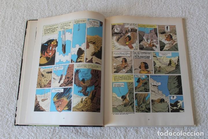 Cómics: PAPYRUS: Nº 5 EL EGIPCIO BLANCO (De Gieter) - 1989, GRIJALBO, EDICIONES JUNIOR. - Foto 4 - 134042154