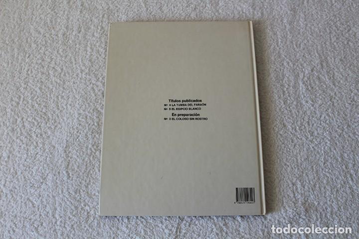Cómics: PAPYRUS: Nº 5 EL EGIPCIO BLANCO (De Gieter) - 1989, GRIJALBO, EDICIONES JUNIOR. - Foto 5 - 134042154
