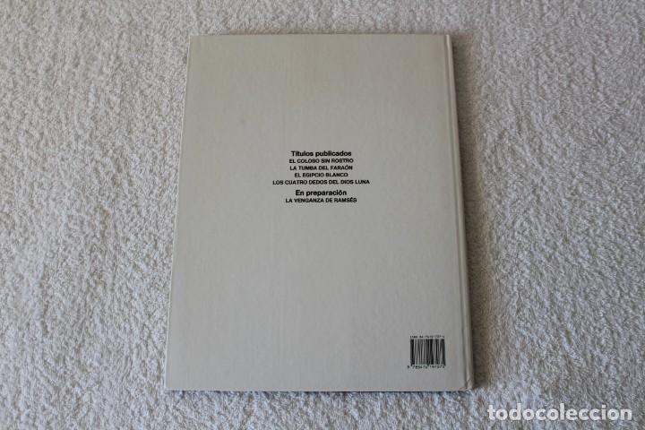 Cómics: PAPYRUS: Nº 6 LOS CUATRO DEDOS DEL DIOS LUNA (De Gieter) - 1989, GRIJALBO, EDICIONES JUNIOR. - Foto 5 - 134042598