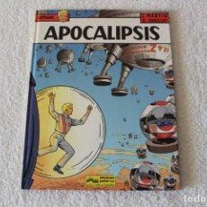 Cómics: LEFRANC Nº 10 APOCALIPSIS DE JACQUES MARTIN Y GILLES CHAILLET - GRIJALBO, EDICIONES JUNIOR 1989. Lote 134106958