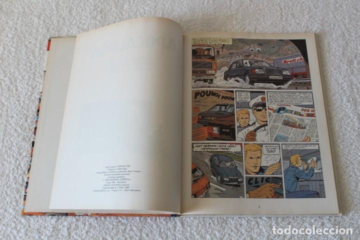 Cómics: LEFRANC Nº 10 APOCALIPSIS de JACQUES MARTIN y GILLES CHAILLET - GRIJALBO, EDICIONES JUNIOR 1989 - Foto 3 - 134106958