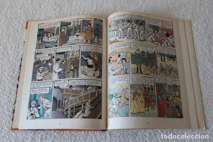 Cómics: LEFRANC Nº 10 APOCALIPSIS de JACQUES MARTIN y GILLES CHAILLET - GRIJALBO, EDICIONES JUNIOR 1989 - Foto 4 - 134106958