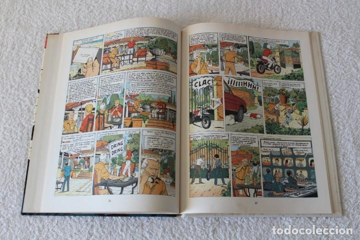 Cómics: LEFRANC Nº 9 LA CRIPTA de JACQUES MARTIN y GILLES CHAILLET - GRIJALBO, EDICIONES JUNIOR 1988 - Foto 4 - 134108270
