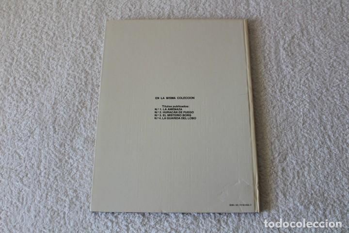 Cómics: LEFRANC Nº 4 LA GUARIDA DEL LOBO de JACQUES MARTIN - GRIJALBO, EDICIONES JUNIOR 1986 - Foto 5 - 134108906