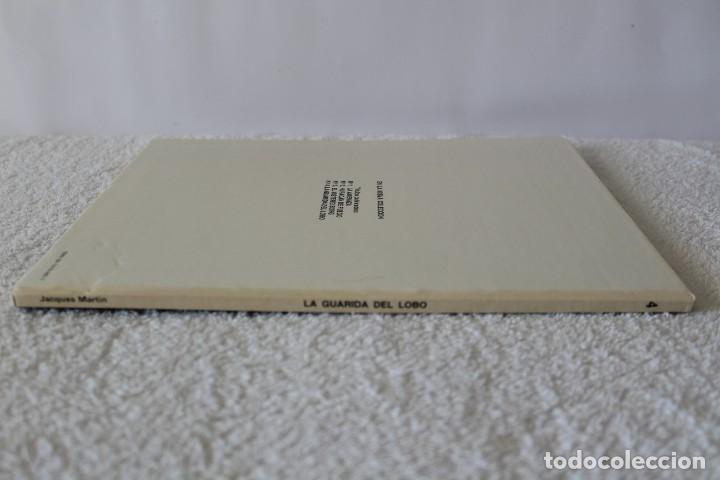 Cómics: LEFRANC Nº 4 LA GUARIDA DEL LOBO de JACQUES MARTIN - GRIJALBO, EDICIONES JUNIOR 1986 - Foto 6 - 134108906