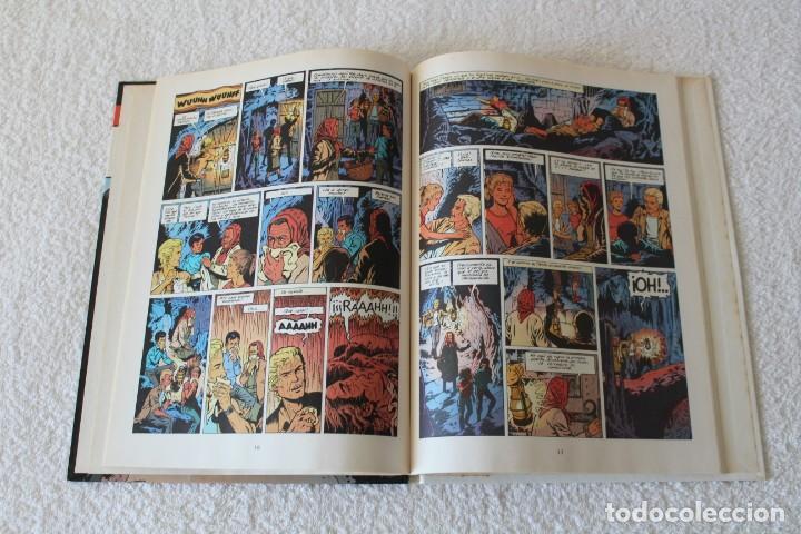 Cómics: LEFRANC Nº 5 LAS PUERTAS DEL INFIERNO de JACQUES MARTIN y GILLES CHAILLET - GRIJALBO, ED JUNIOR 1987 - Foto 4 - 134109310