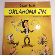 Cómics: LAS AVENTURAS DE LUCKY LUKE - OKLAHOMA JIM - SALVAT - 2000. Lote 139664436